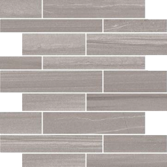 Monza - Light Grey - Stripe - Random