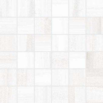 Monza - White Mosaic